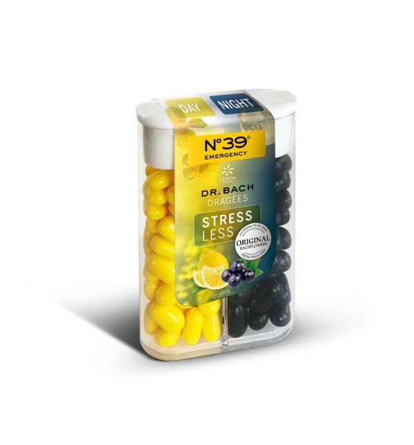 N°39 EMERGENCY DAY & NIGHT DRAGÈES Tictac Original Bachblüten original bachflower Lemon Pharma Rescue